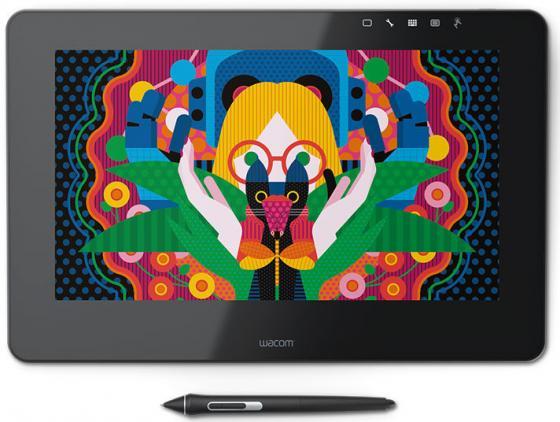 Графический планшет Wacom Cintiq Pro 13 FHD DTH-1320-RU cintiq