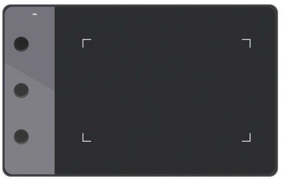 Графический планшет Huion Н420