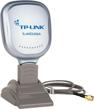 Антенна TP-Link TL-ANT2406A 2,4 ГГц направленная 6 дБи антенна для помещения