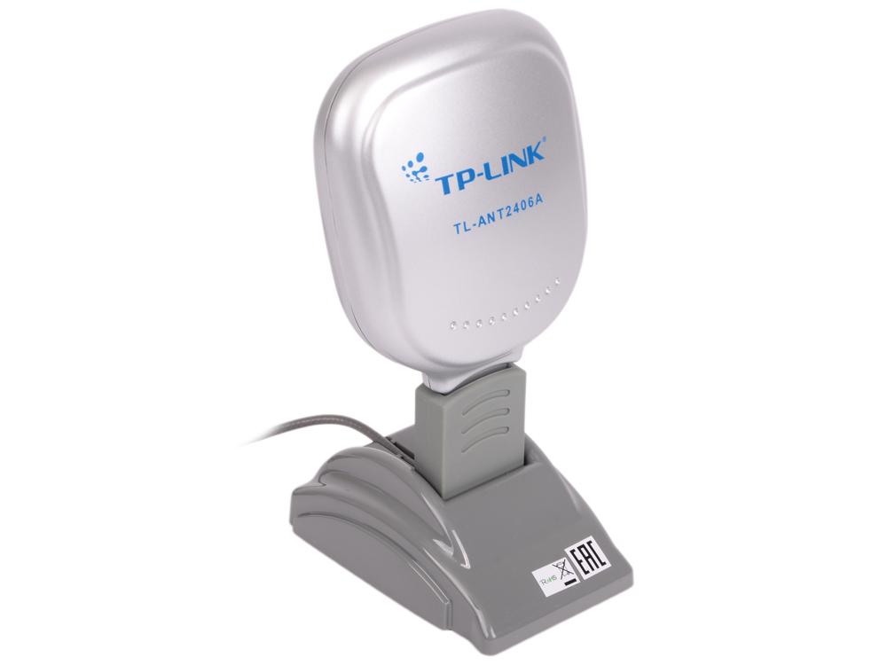 Антенна TP-Link TL-ANT2406A 2,4 ГГц направленная 6 дБи антенна для помещения от OLDI