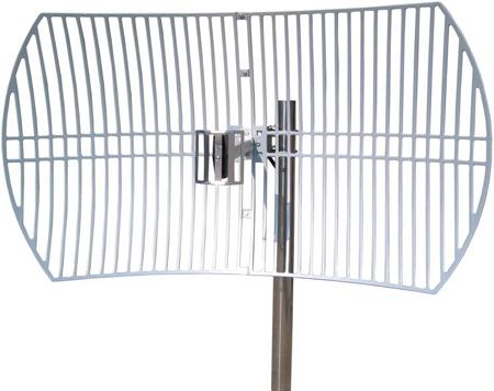 Антенна TP-Link TL-ANT2424B 2,4 ГГц внешняя сеточная параболическая 24 дБи антенна от OLDI