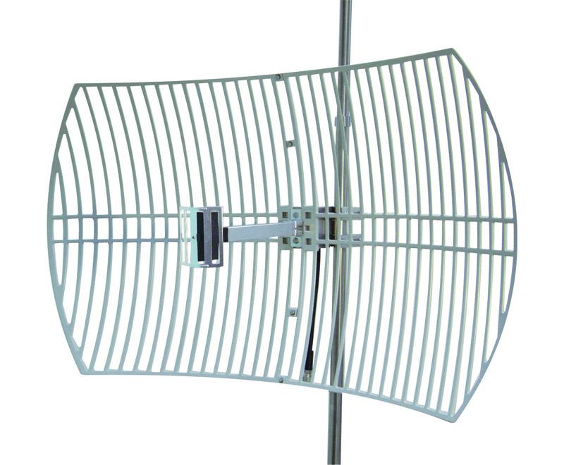 Антенна D-LINK ANT24-2100 Антенна внешняя направленная 21dBi/5deg антенна комнатная d link ant24 0502 black