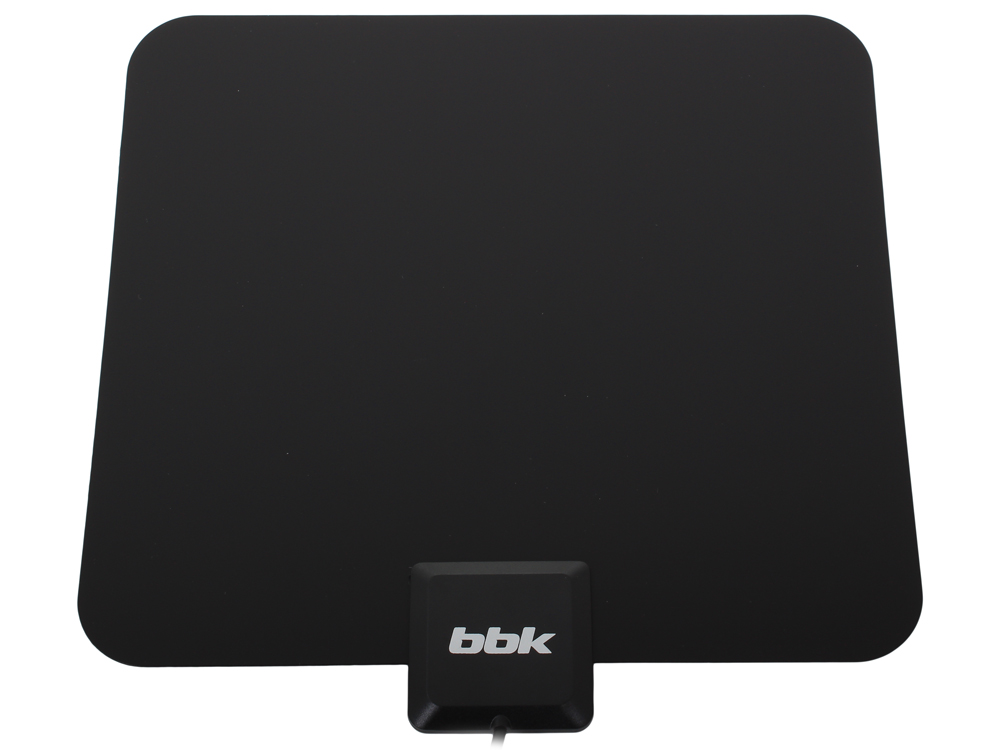 Телевизионная антенна BBK DA19 Комнатная цифровая DVB-T2 антенна ritmix rta 310 dvb t2 комнатная цифровая антенна