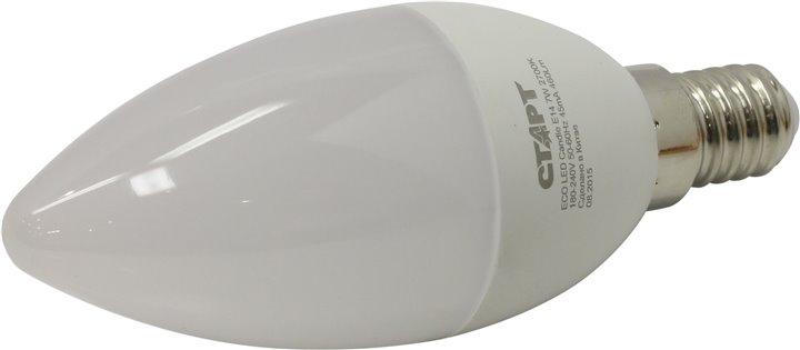 Энергосберегающая лампа СТАРТ Candle (E14, теплый)