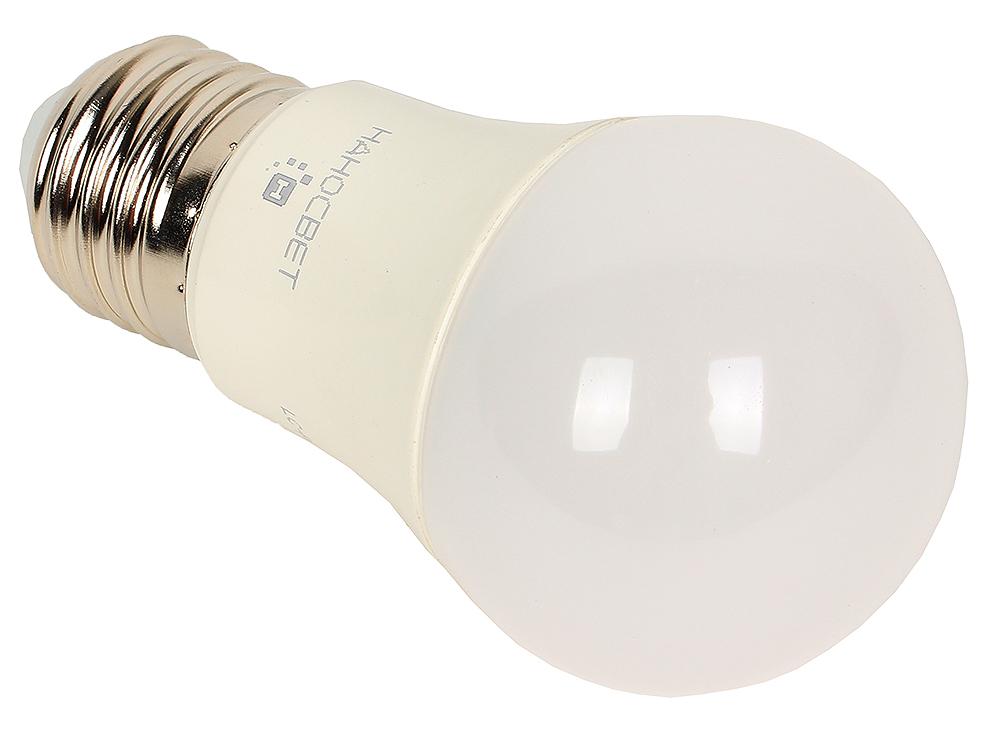 Энергосберегающая лампа НАНОСВЕТ L206 (E27/827 Classic)