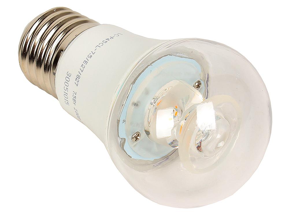 Энергосберегающая лампа НАНОСВЕТ L210 (E27/827 Crystal) энергосберегающая лампа наносвет l251 e14 840 ecoled