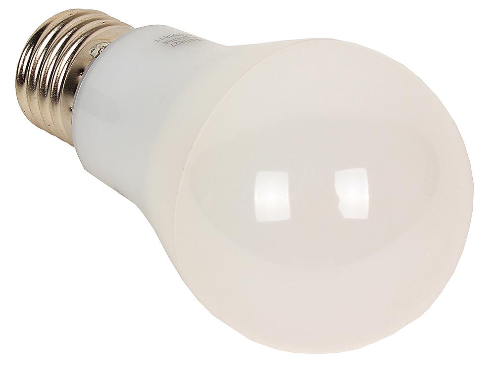 Светодиодная лампа НАНОСВЕТ E27/827 EcoLed L160 8Вт, шар, 620 лм, Е27, 2700К, Ra80