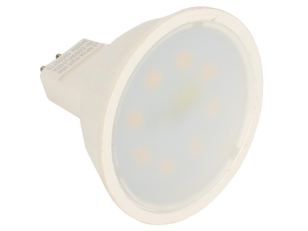 Энергосберегающая лампа НАНОСВЕТ L191 (GU5.3/840 EcoLed) энергосберегающая лампа наносвет l251 e14 840 ecoled