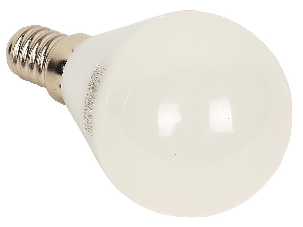 Энергосберегающая лампа НАНОСВЕТ L130 (E14/840 EcoLed)
