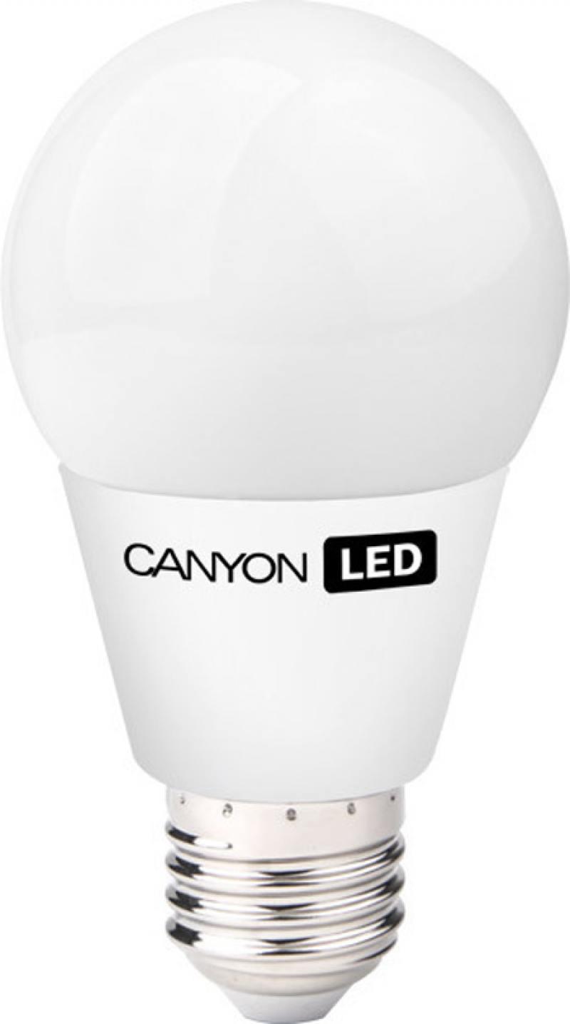 Лампа светодиодная шар Canyon E27 9W 4000K (AE27FR9W230VN)