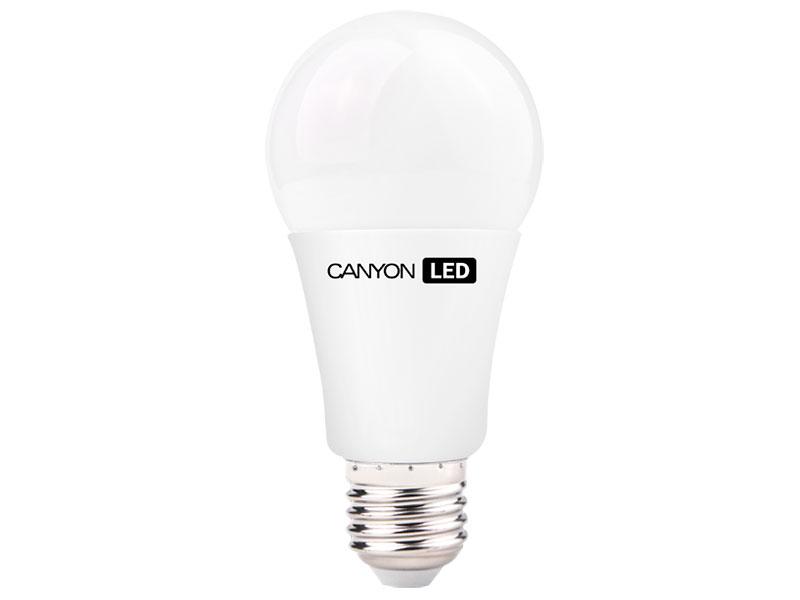 Лампа светодиодная шар Canyon E27 12W 4000K (AE27FR12W230VN)