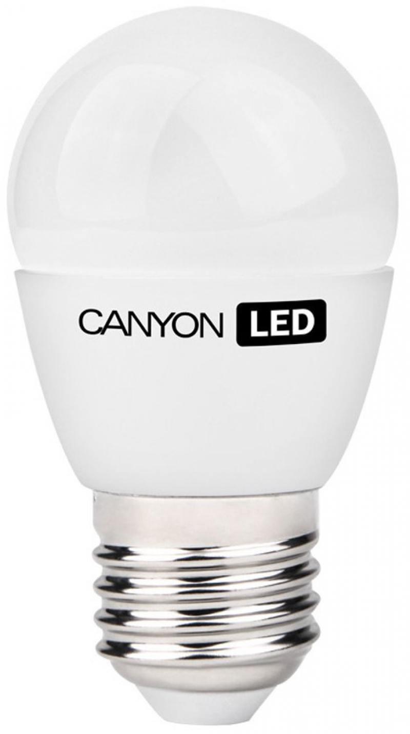 Лампа светодиодная шар Canyon PE27FR3.3W230VW E27 3.3W 2700K