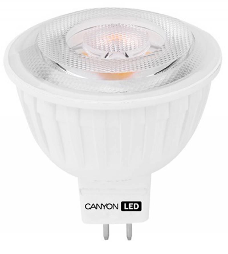 Лампа светодиодная Canyon 7.5W 2700K MRGU53/8W230VW60