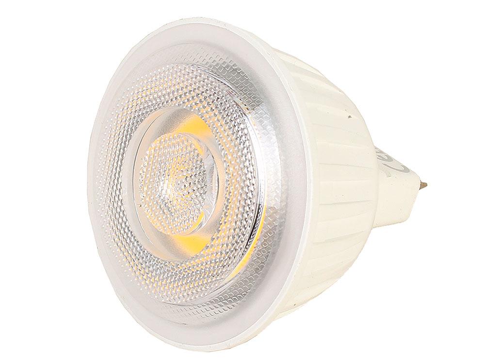 Лампа светодиодная Canyon GU5.3 7.5W 2700K (MRGU53/8W230VW60)