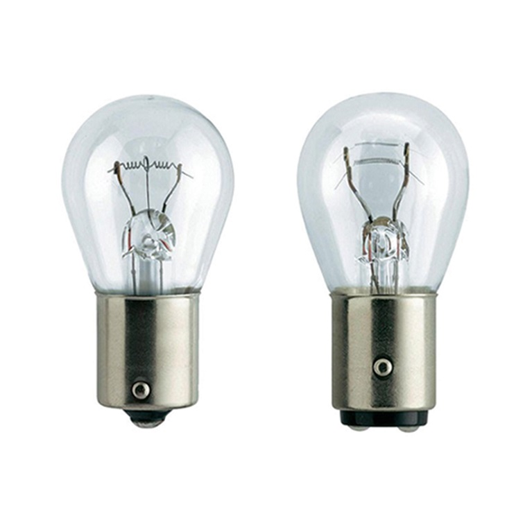 Лампа галогеновая P21/5W (Clearlight) 12V BAY15D (блистер 2 шт.) лампа p21 5w bay15d 12v philips отгрузка кратно 10шт