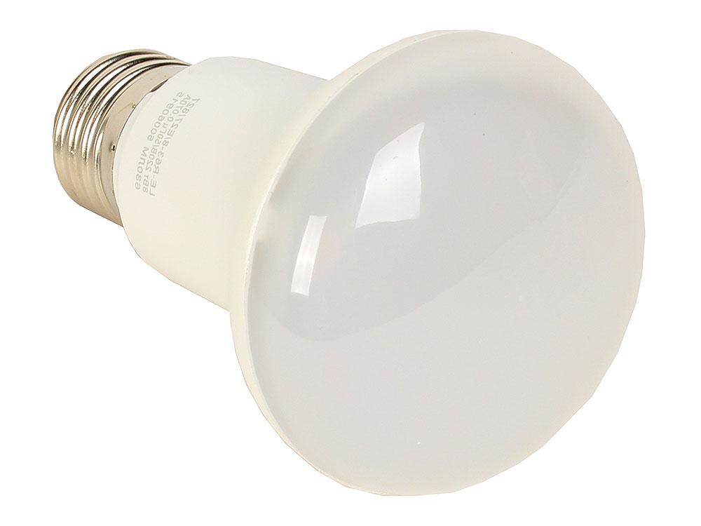 Светодиодная лампа НАНОСВЕТ E27/827 EcoLed L262 8Вт, R63, 680 лм, Е27, 2700К, Ra80