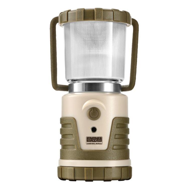 Универсальная переносная лампа CW LightHouse CLASSIC (250 Lum, 7 режимов, влагостойкая, ударопрочная, источник батарейки типа AA-в комплект