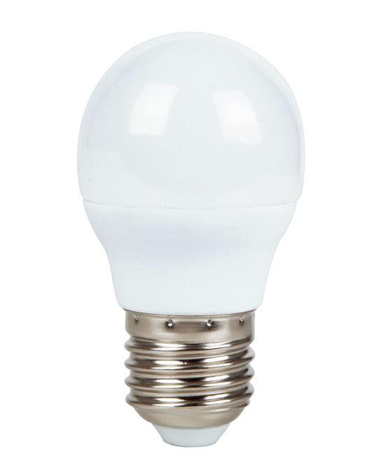 Светодиодная лампа СТАРТ LEDSphereE27 7W 27 теплый 2700К, 220В, 270?, 500Лм