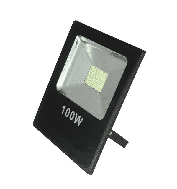 Прожектор светодиодный Falcon Eye FE-CF100 LED-pro Мощность 100Вт. Световой поток 5500Лм.Цветовая температура 6000-6500К. Входное напряжение 85~265В. Класс защи