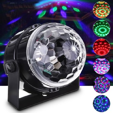 Светодиодная лампа СТАРТ LED Disco RGB TL/MP3 factory price mini 7 watt rgb laser projector for disco dancing hall club outdoor ad graphics