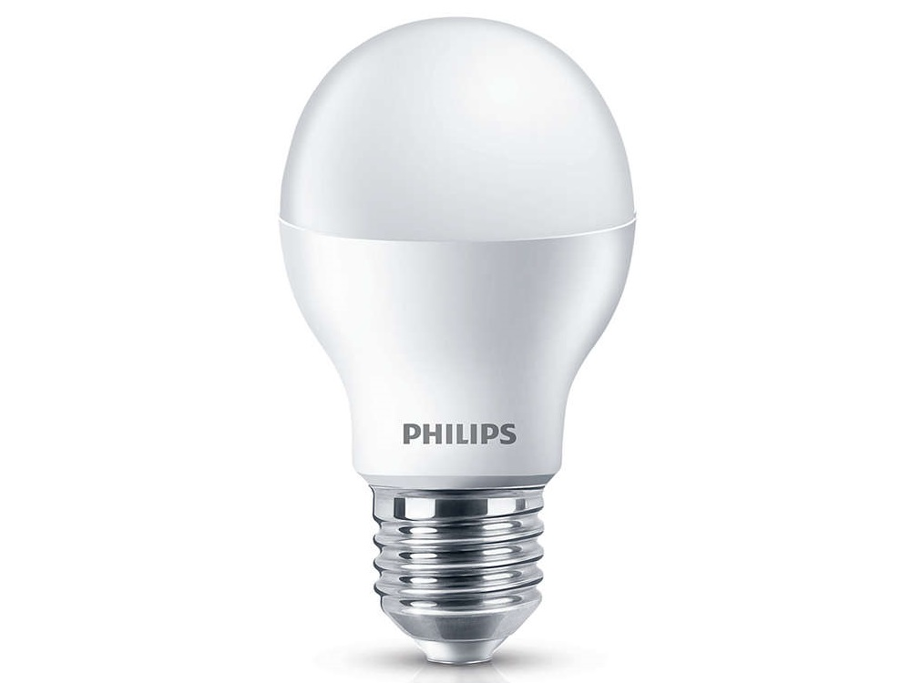 Светодиодная лампа Philips ESS LEDBulb 7W E27 6500K 230V A60 jrled e27 7w 450lm 6500k 36 smd 5630 led white light bulb w silver ring