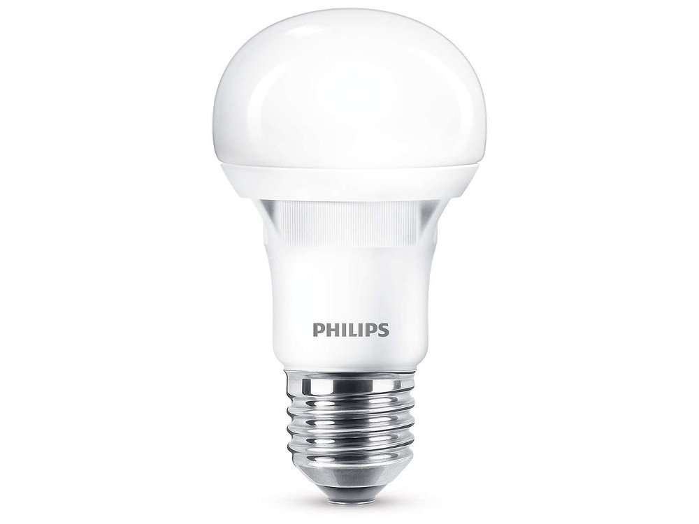 Светодиодная лампа Philips ESS LEDBulb 9W E27 3000K 230V A60 diy 3w 3000k 315lm warm white light round cob led module 9 11v