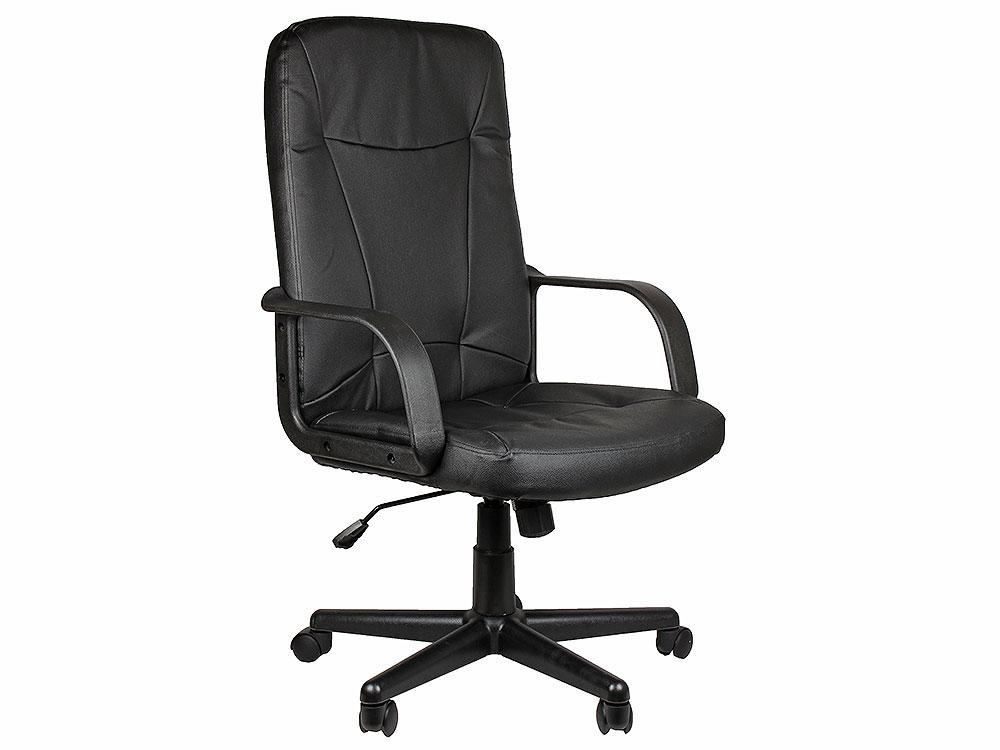 Кресло руководителя COLLEGE H-8365L-1, черный кресло college hlc 0601 черный