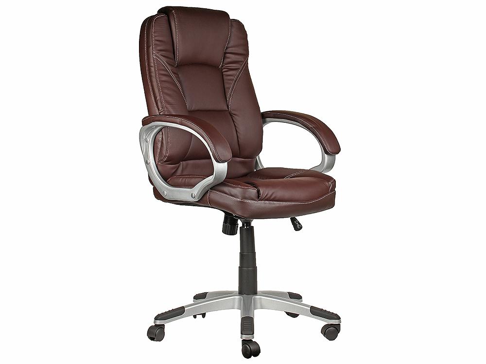 Кресло руководителя COLLEGE BX-3177 Коричневый кресло руководителя college bx 3001 1 brown