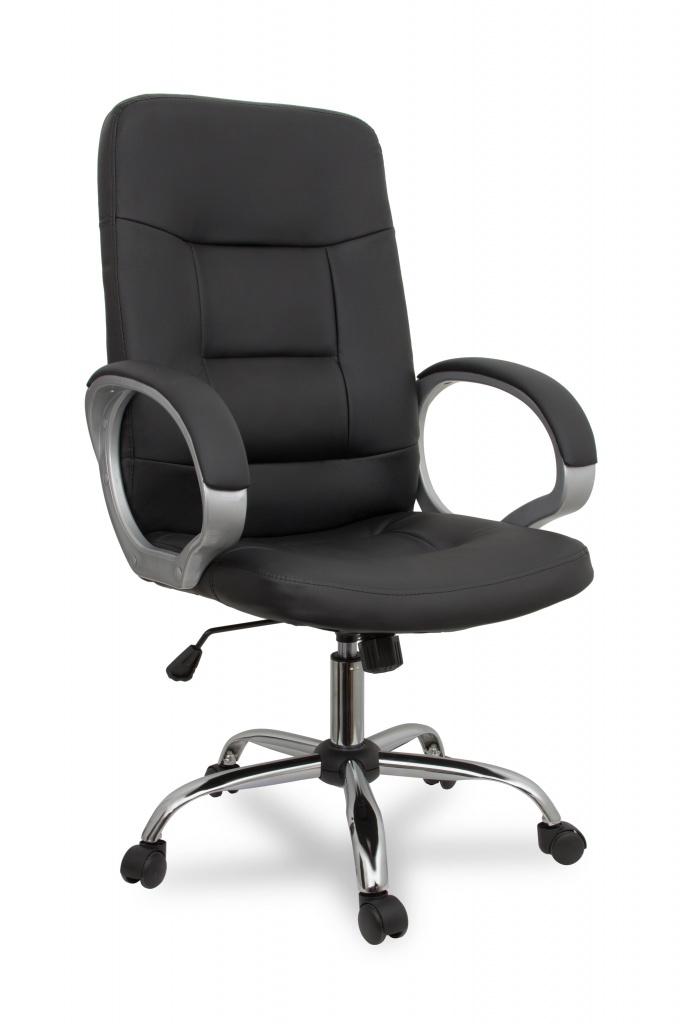 Кресло руководителя COLLEGE BX-3225-1 Чёрный