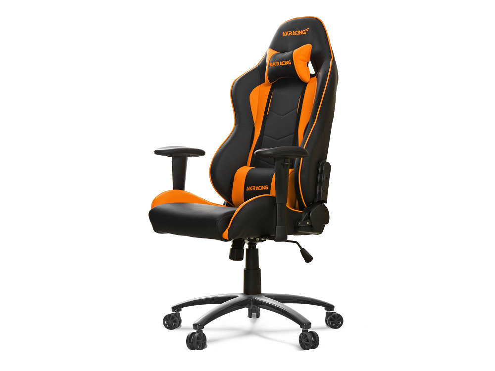 Кресло для геймеров AKRacing NITRO black/orange (NITRO_OR)