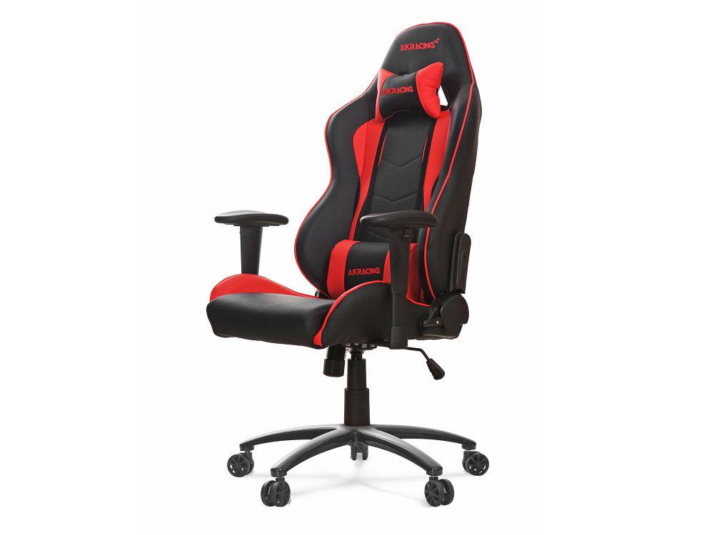 Кресло для геймеров AKRacing NITRO black/red (NITRO_RD)