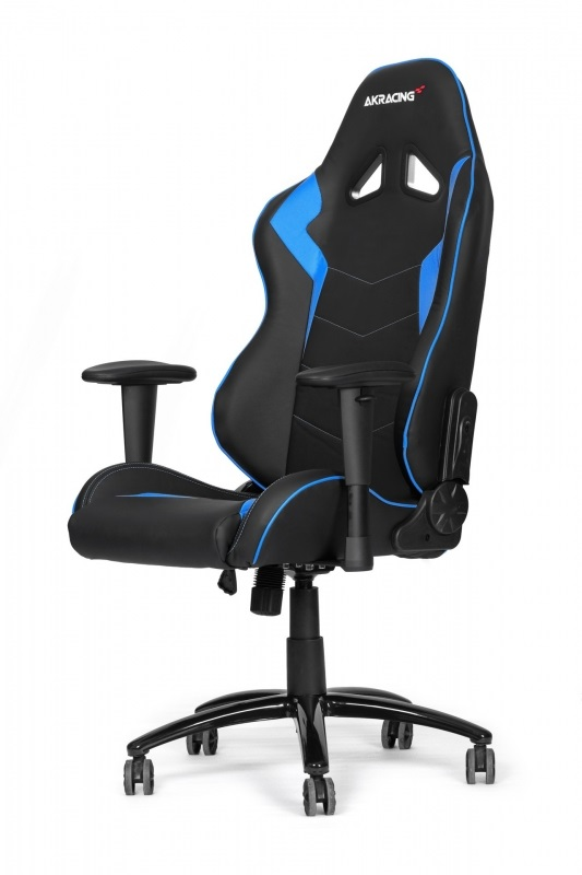 Кресло для геймеров AKRacing OCTANE black/blue (OCTANE_BL)