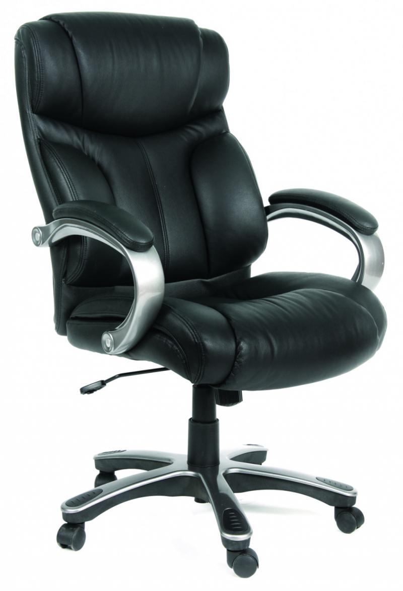 Кресло Chairman 435 черный 6080034