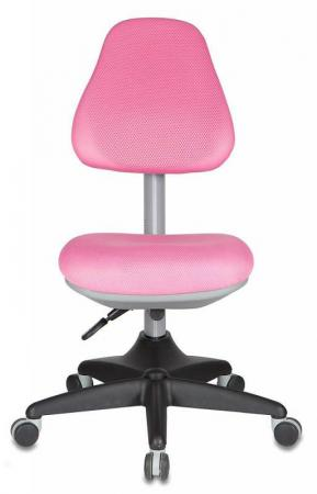 Кресло детское Бюрократ KD-2/PK/TW-13A розовый кресло детское бюрократ kd 2 pk tw 13a розовый