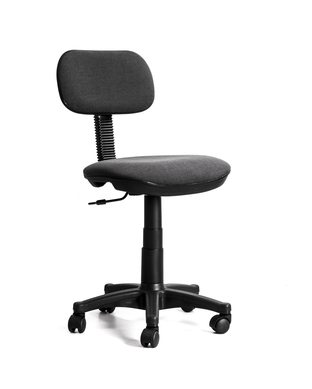 Кресло Recardo Solo (Серый, ткань)