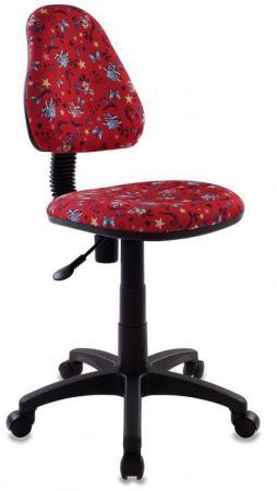 Кресло детское Бюрократ KD-4/ANCHOR-RD красный якоря kd w6 anchor rd