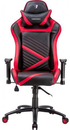 Кресло компьютерное TESORO Zone Speed F700-BR [black-red] 1more super bass headphones black and red