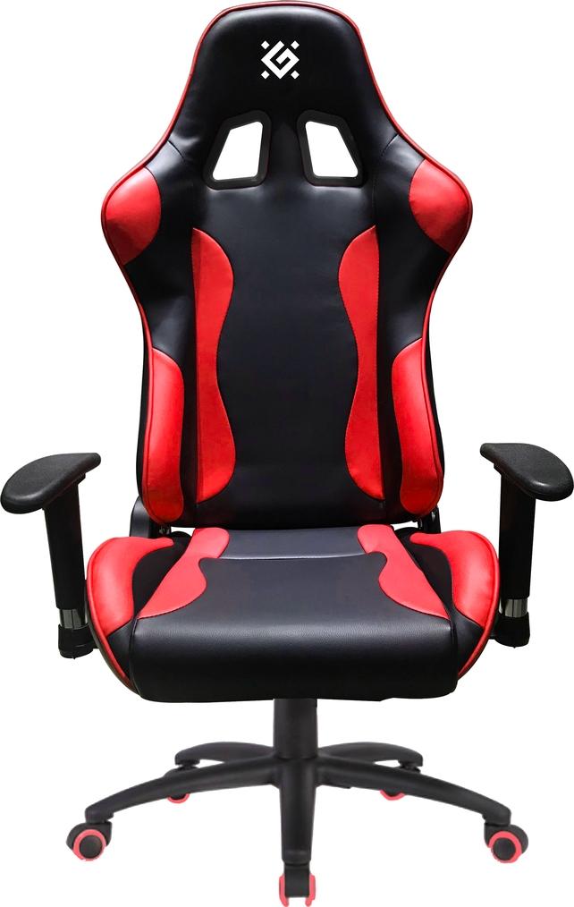 Игровое кресло Defender Devastator CT-365 Красный класс 4, 50mm, макс 150кг.
