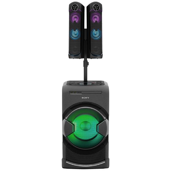 цена на Мидисистема Sony MHC-GT4D черный