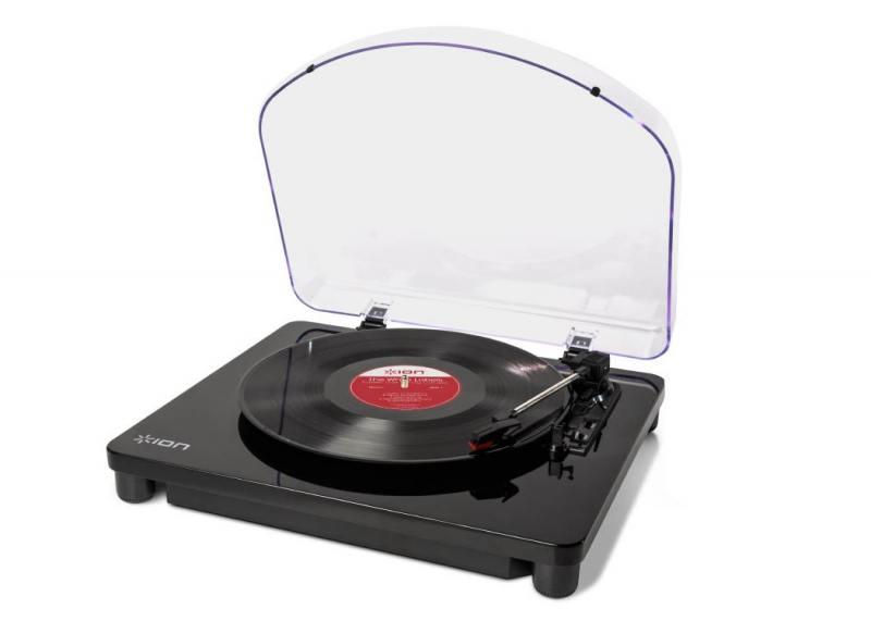 Виниловый проигрыватель ION Classic LP дерево проигрыватель виниловых дисков ion audio classic lp