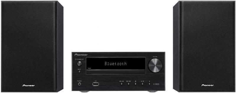 Микросистема Pioneer X-HM26-B 30Вт черный музыкальный центр micro pioneer x hm26 silver