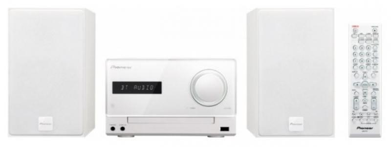 Микросистема Pioneer X-CM35-W 30Вт белый pioneer x cm35 y