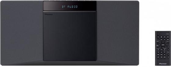 Микросистема Pioneer X-SMC02-B 20Вт черный