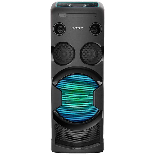 Минисистема Sony MHC-V50D черный недорго, оригинальная цена