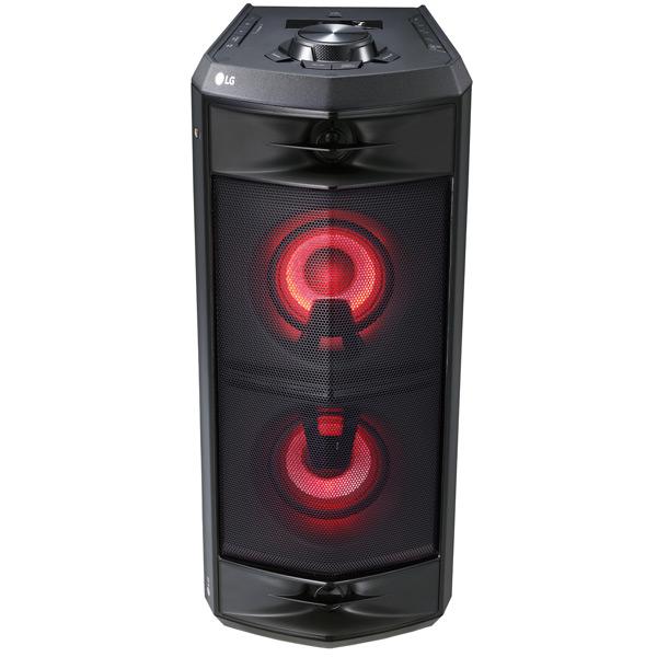 Минисистема LG FJ5 220Вт черный