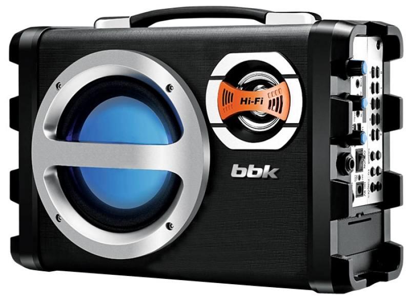 Магнитола BBK BS05BT черный