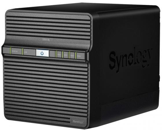 все цены на Сетевой накопитель Synology DS418J