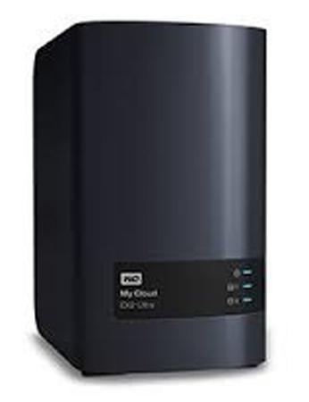 Сетевое хранилище WD NAS WDBSHB0080JCH-EEUE 3.5