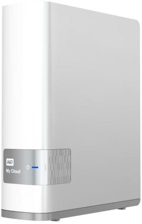 все цены на Сетевое хранилище WD My Cloud Home WDBVXC0040HWT-EESN онлайн