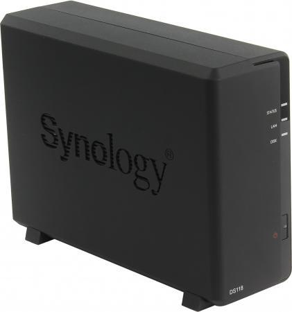 цены Сетевой накопитель Synology DS118